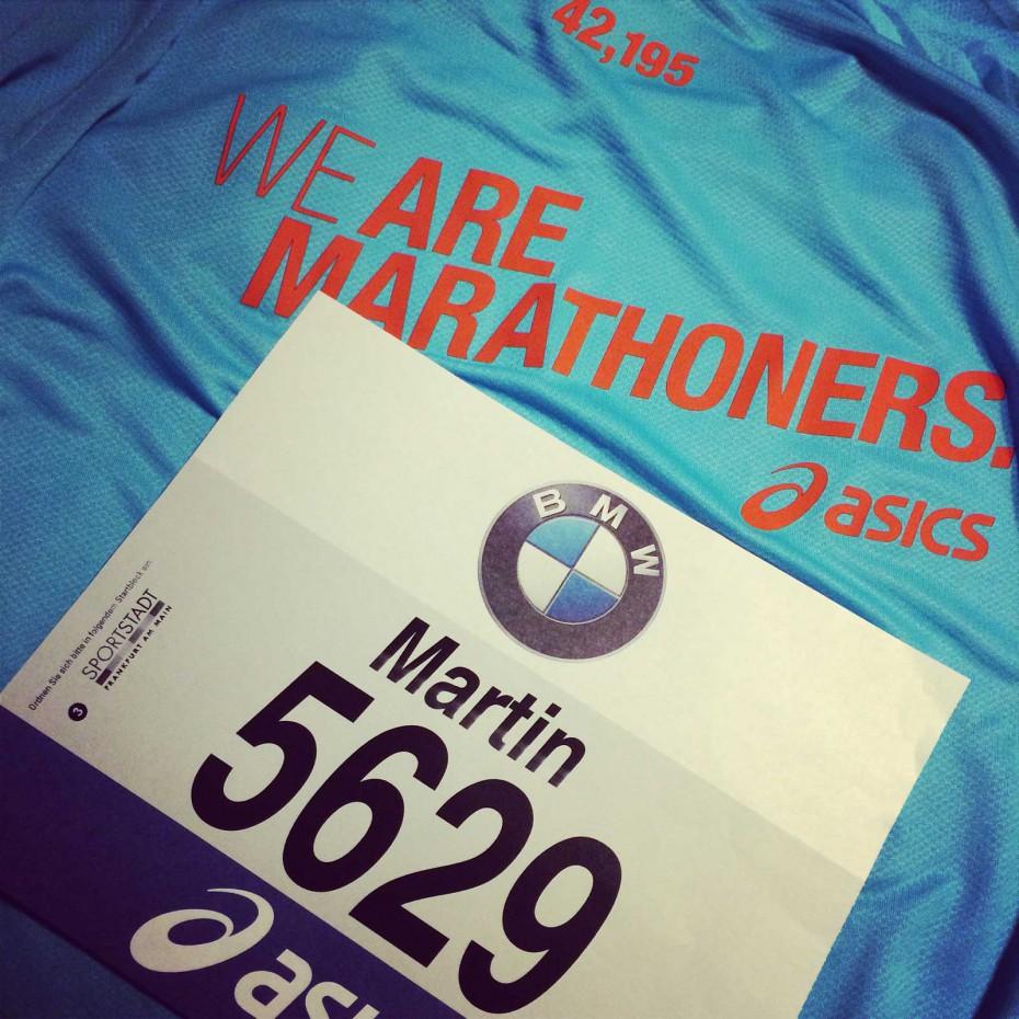Frankfurt Marathon 2014