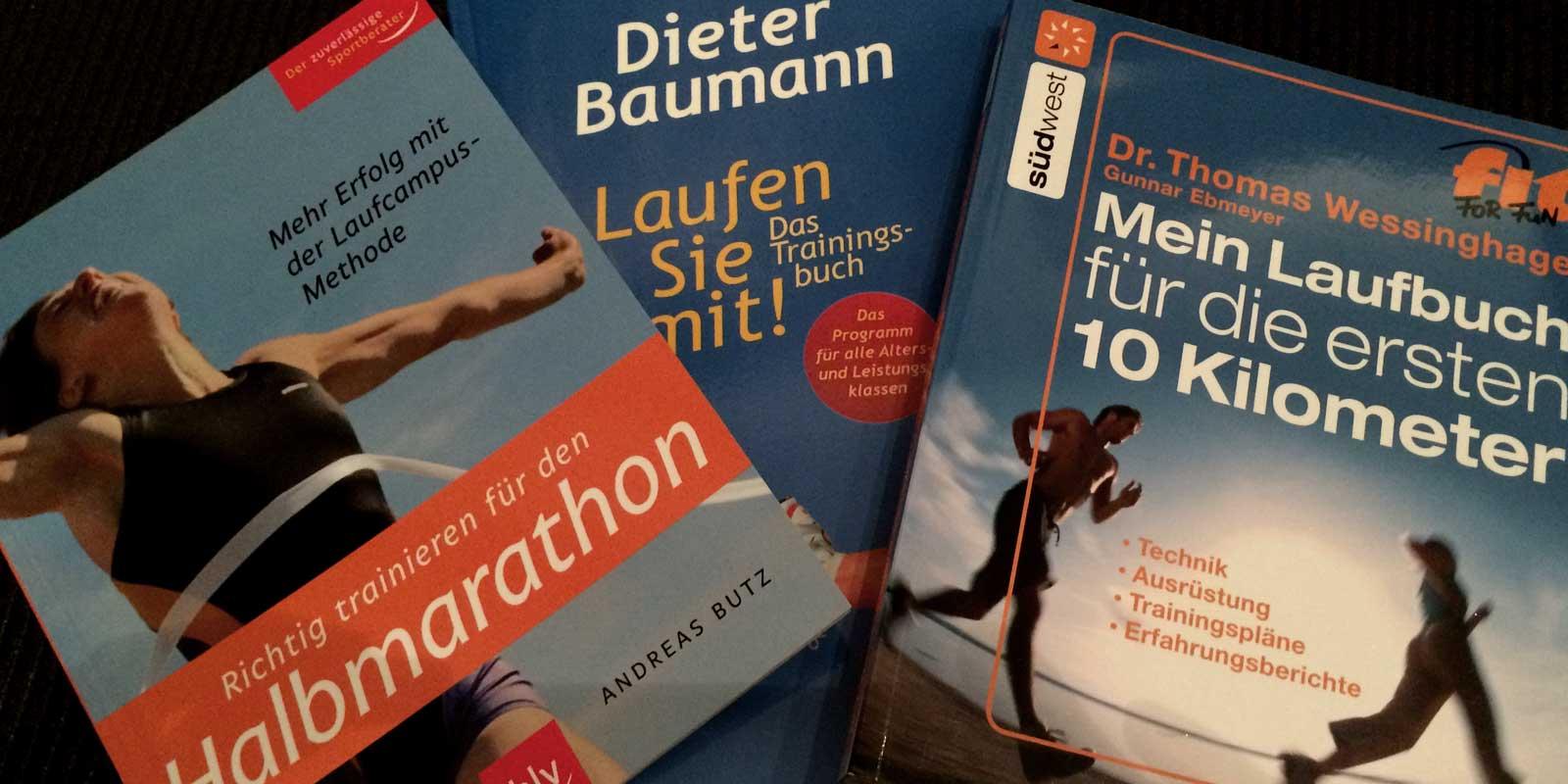 Bücher für Läufer