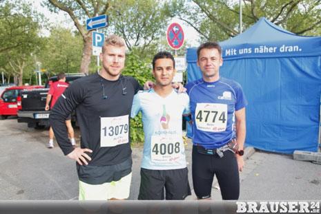 © brauser24.de - Florian, Behi und der alte Mann - das bin ich.