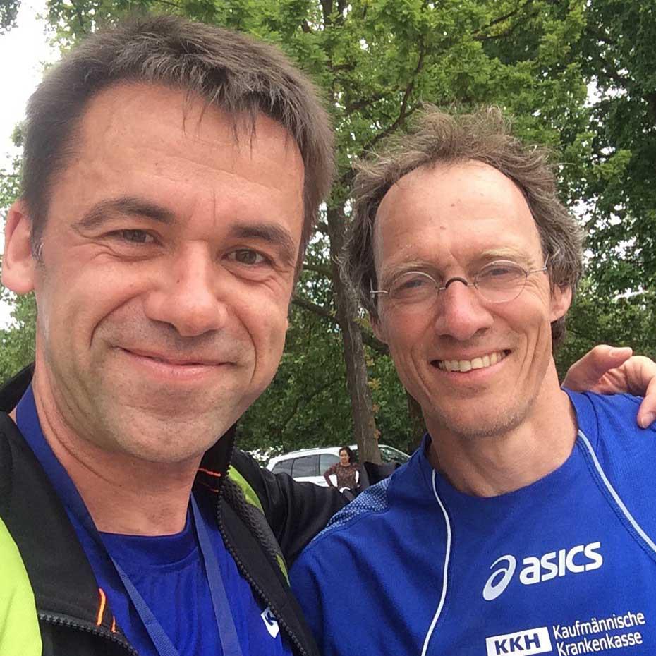 KKH-Lauf 2015 Kassel, Dieter Baumann