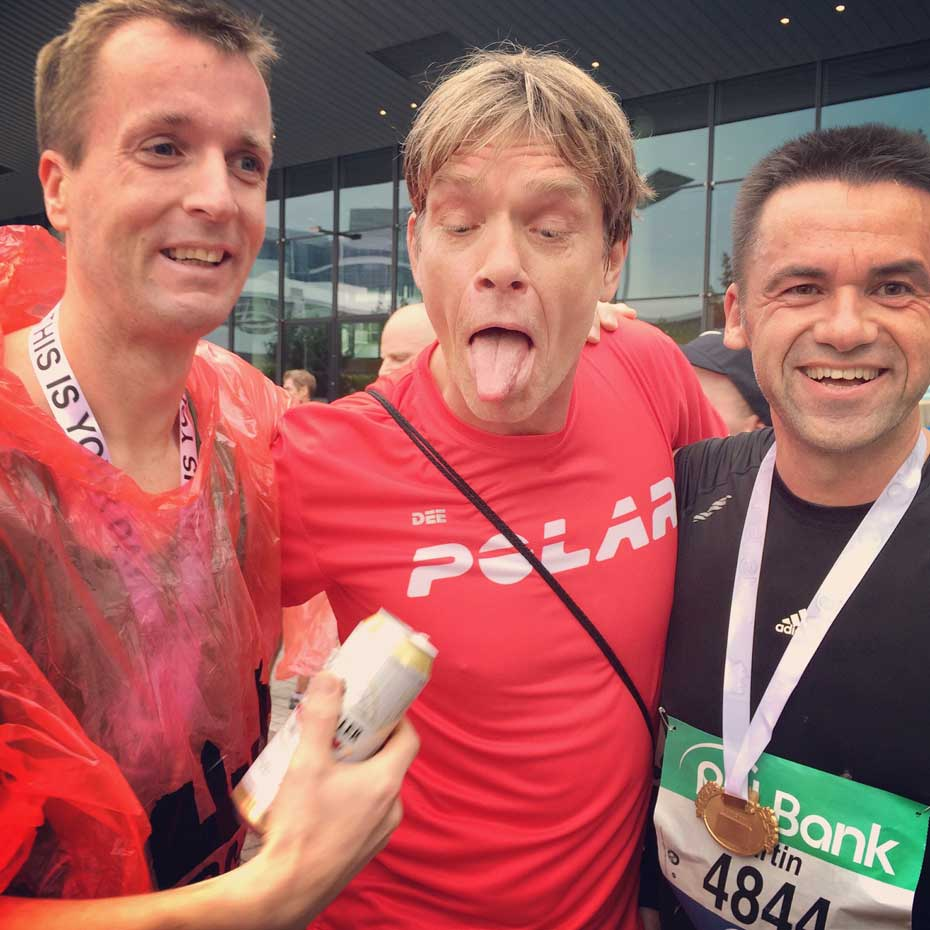 Frankfurt Marathon 2015, Achim Achilles