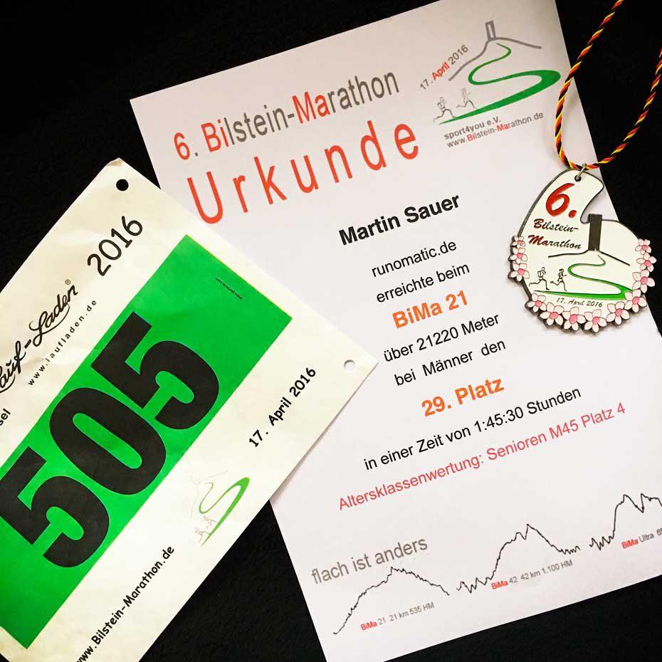 Bilstein Marathon