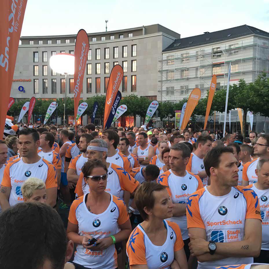 SportScheck Nachtlauf 2016