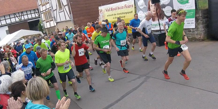 BiMa 2017 - Start Marathon