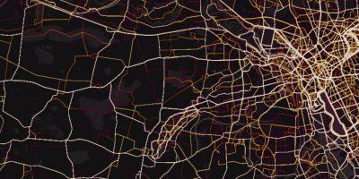 STRAVA Heatmap