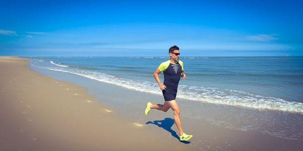 UYN Marathon Running Shirt