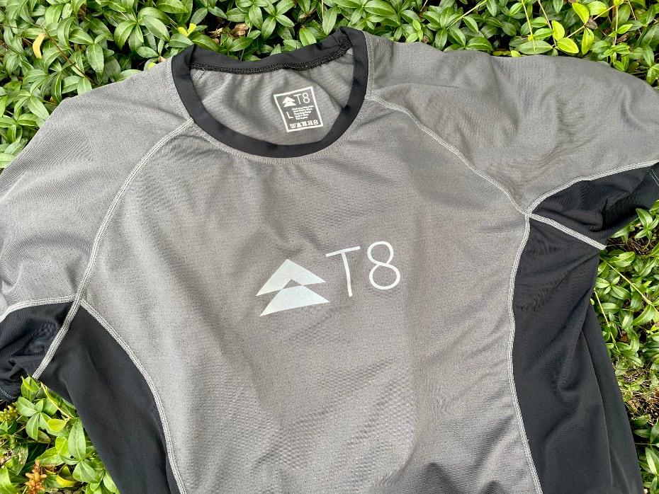 T8 Iced Tee